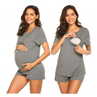 Maternity Nursing Sleepwear