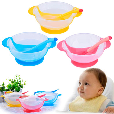 Toddler Baby Bowl with Spoon