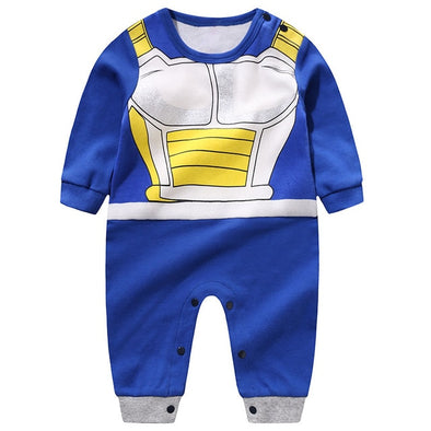 Dragon Ball Z Jumpsuits