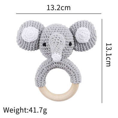High quality Baby Teether Crochet