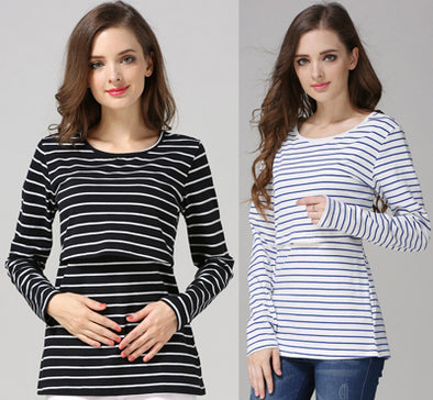 Long Sleeve Maternity Top 2 for 1