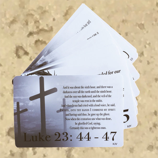 Scripture Card Packs