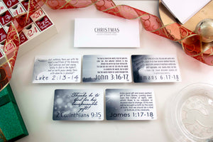 Christmas Scripture Cards | 10-Pack