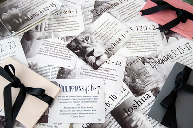 Assorted Scripture Cards | Singles