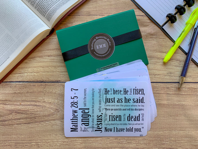 Foundation Scripture Cards | 10-Pack