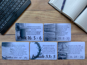 Resurrection Scripture Cards | 10-Pack