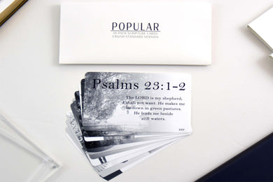 Popular Scripture Cards | 10-Pack
