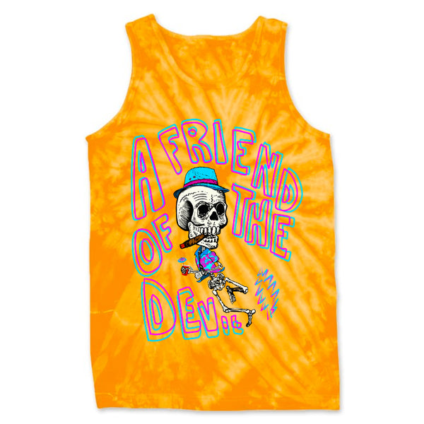 Friend of the Devil Tank Top