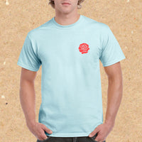 Worth the Trip Short Sleeve T-shirt CHAMBRAY