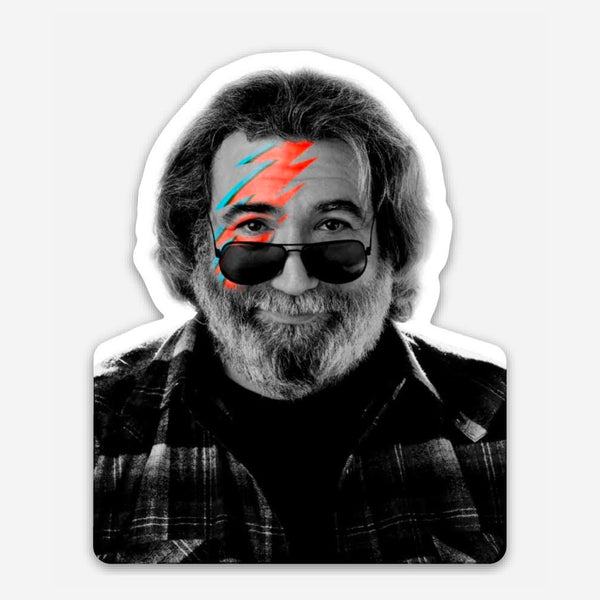 Jerry Bowie Sticker 2-pack