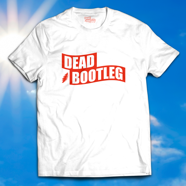 DeadBootleg Logo Shirt - White