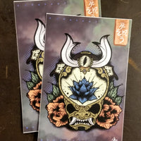 Celebrate Death Sticker 2-Pack