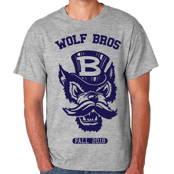 Bob Wolf & Weir Bros Fall Tour Shirt