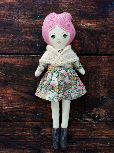 Commission Place DEPOSIT- A Maker's Burrow Heirloom Doll