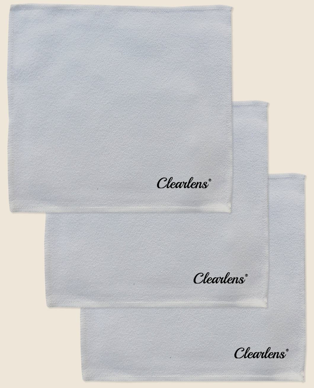 Extra Large Suede Microfiber Cloth 3-Pack