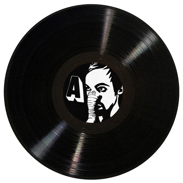 "Death From Above 1979 - ""Heads Up"" - Debut 12"" EP - BLACK"