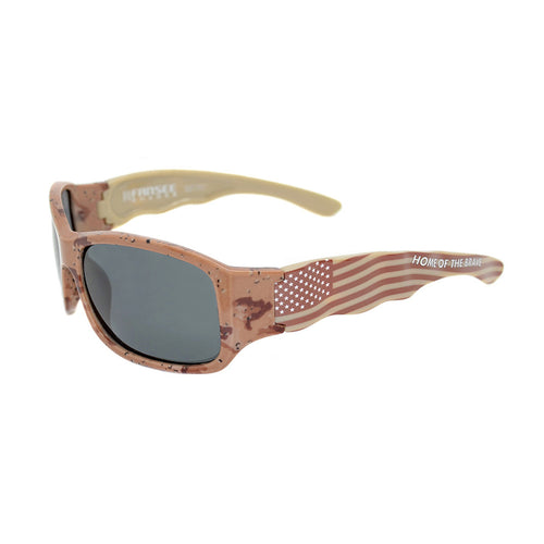 Top Quality Polarized Sunglasses | 100% uv/uva Protection | American Flag | Camo