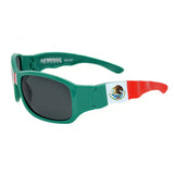 Top Quality Polarized Sunglasses | Polarizados | 100% uv/uva Protection | Mexican Flag