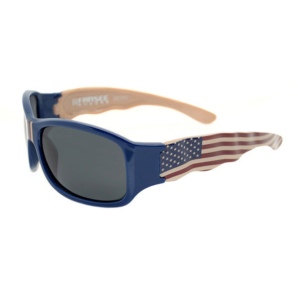 Top Quality Polarized Sunglasses | 100% uv/uva Protection | Vintage American Flag