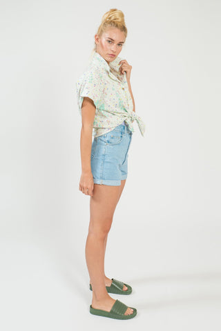 Le Jardin Hawaiian Shirt