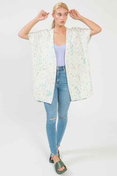 Le Jardin Oversized Jacket - shopsigal