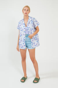 Purple Queen Hawaiian Shirt