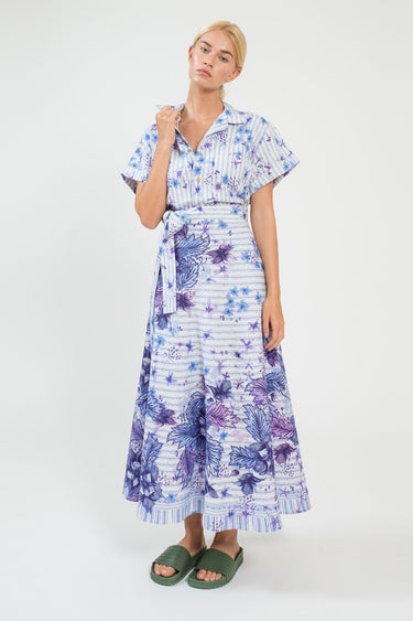 Purple Queen Hawaiian Shirt - shopsigal