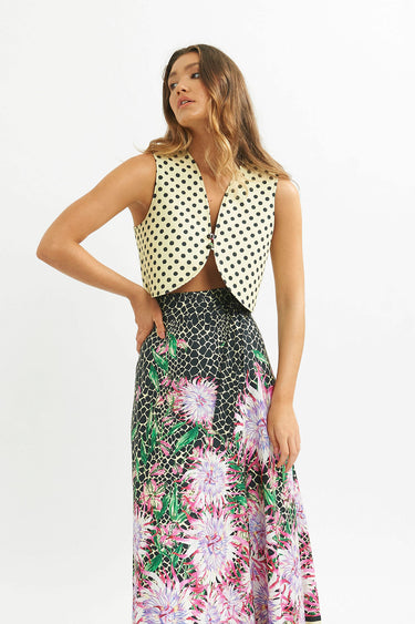 Erizo Reversible Crop Top - shopsigal