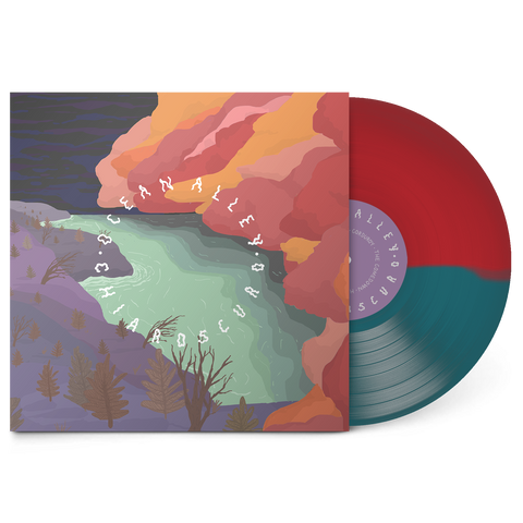 Ocean Alley - Chiaroscuro 2LP (Red/Blue)