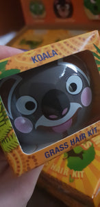 Australian Animal Grass Hair Kit