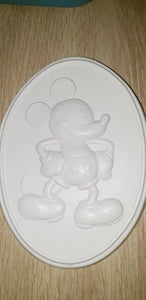 Mr Mouse Plaster Plaque