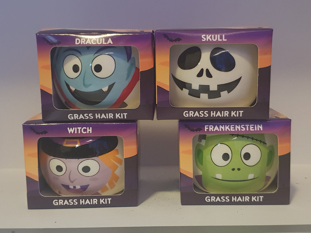 Halloween Grass Hair Kit