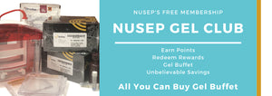 NuSep Gel Club - free membership to save money on protein discovery supplies