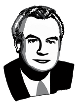 Gough Whitlam Pin