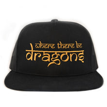 Load image into Gallery viewer, Dragons Embroidered Trucker Hat