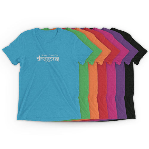 Dragons T-Shirt in 7 Bold New Colors!