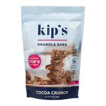 Load image into Gallery viewer, Kips Granola Bark Cocoa Crunch