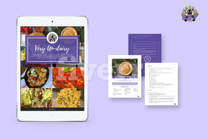 47-Page E-Cookbook Instant Download!