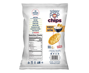 Skinny Pop Chips  Cheddar and Sour Cream