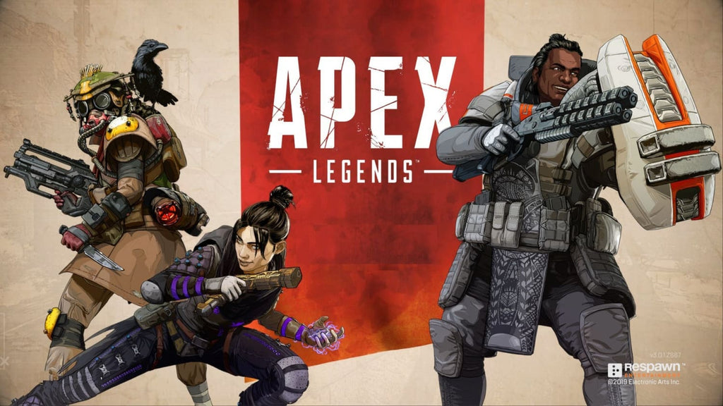 Apex Legends Merchandise on Sale at Gapo Goods