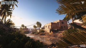 THE MAPS OF BATTLEFIELD V: AL SUNDAN