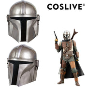 The Mandalorian Hard Resin Helmet Full 1:1 Scale