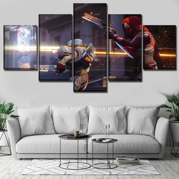 Destiny Canvas Art - Gapo Goods