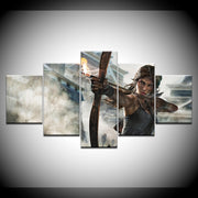 Lara Croft Tomb Raider Wall Art
