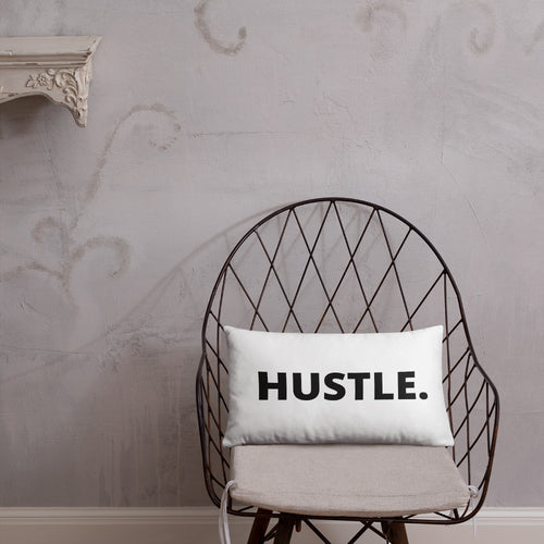 Hustle Pillow
