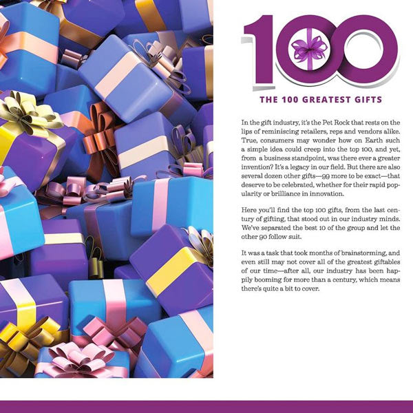 100 Greatest Gifts of the Century