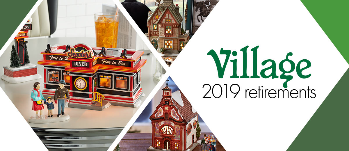 2019 Village Retirements