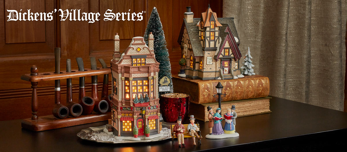 2020 Dickens Village Series