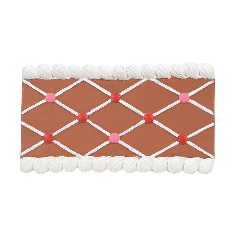 GINGERBREAD ROAD, STRAIGHT accessory