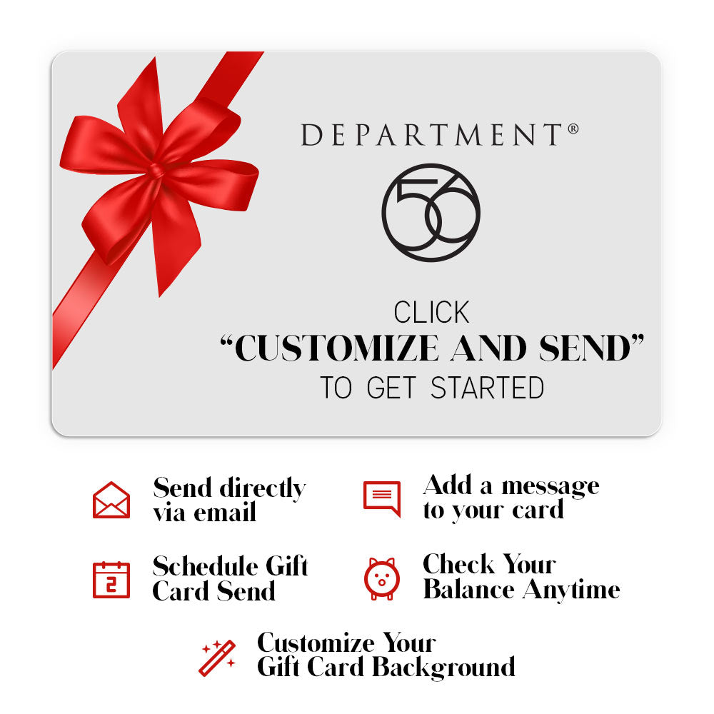 Department 56 Gift Card